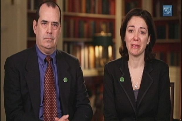 [HAR] Newtown Parents Give President's Weely Address