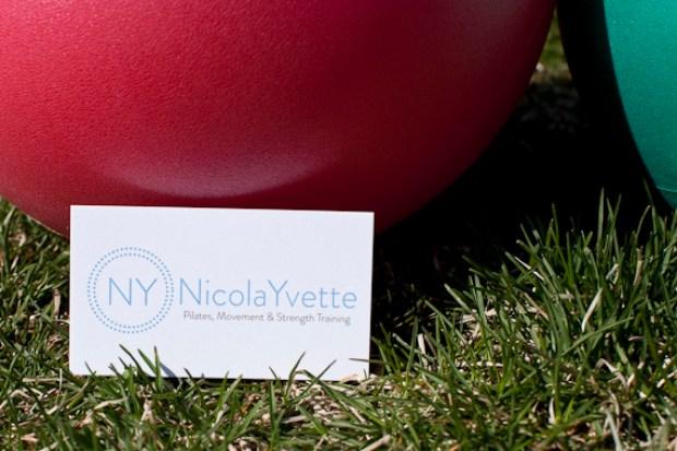 Nicola Yvette Pilates Outdoor Boot Camp