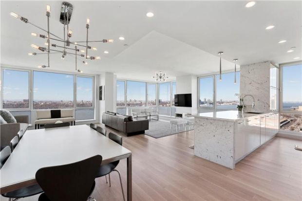 [NATL-NY] Out of This World! $85M NYC Apartment Comes With a Trip to Outer Space