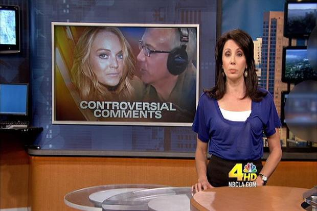 "[LA] Dr. Drew: ""I Would Make Sure [Lindsay Lohan] Was Not Allowed to Get Out of Jail."""
