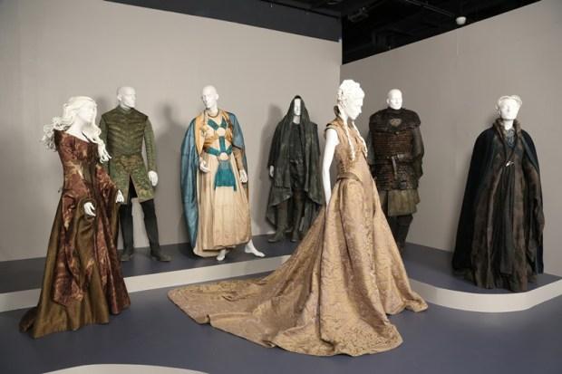 """Game of Thrones"" to ""Downton Abbey"": TV Costume Exhibit"