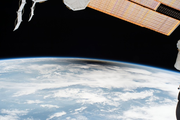 [NATL] Eclipse From Space: See the Moon's Shadow Race Across Earth