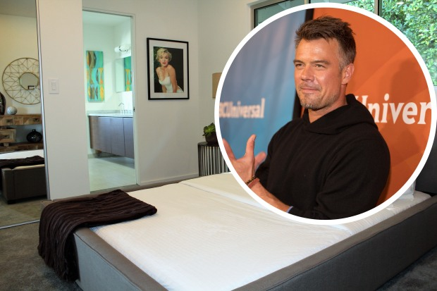 [NATL-LA] Look Inside: Josh Duhamel's Homey $2.65-Million Bachelor Pad in Encino