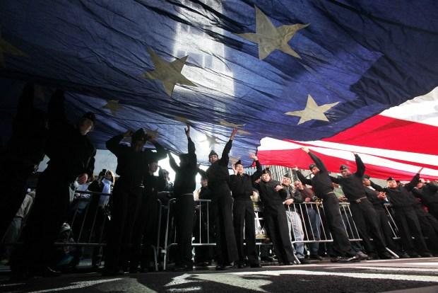 PHOTOS: NYC Veterans Day 2010