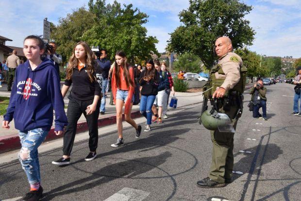[NATL LA] No Profile of Student Attacker, Secret Service Analysis Says