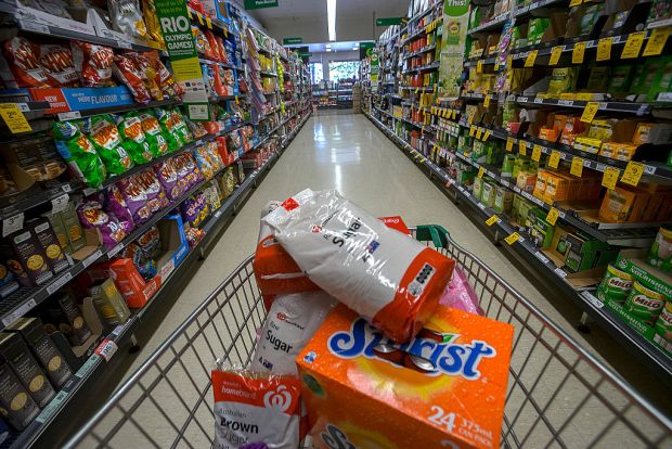 [Photos-NY Subscription Service] Consumer Reports Ranks America's Supermarkets From Best to Worst