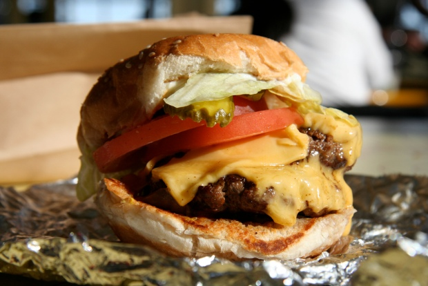 Burgers, Subs & Pizza: Consumers Rank Fave Fast-Food Chains
