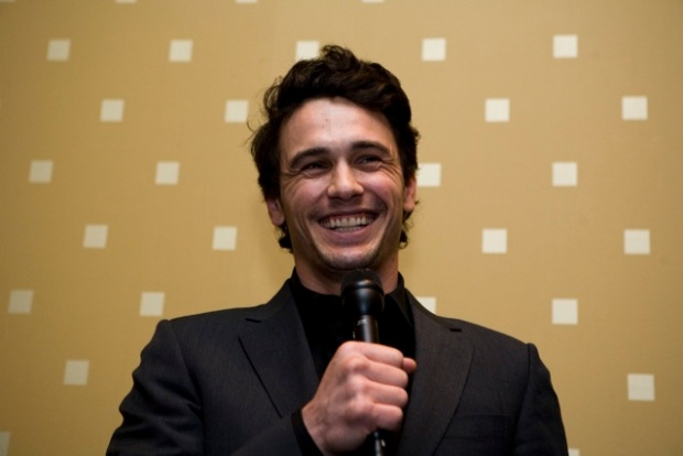 [FEAST PLAY DC] James Franco At 826DC