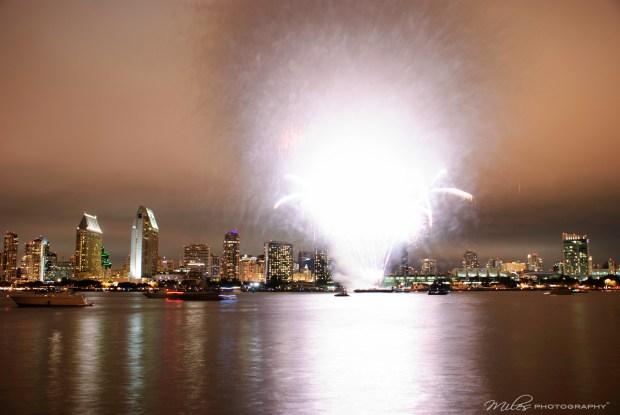 Fireworks Mishap Big Bay Boom 2012: Your Pics