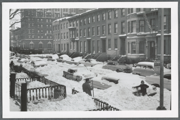 Think No. 4 Was Bad? See Craziest NYC Snowstorms of All Time