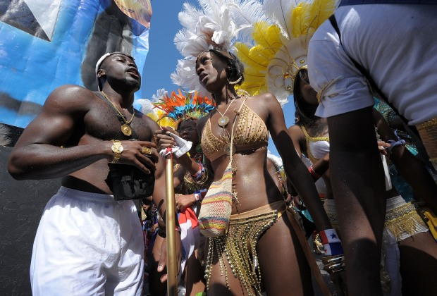 West Indian Pride on Parade in Brooklyn
