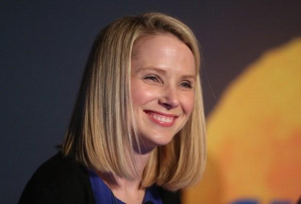 [BAY] Marissa Mayer Marks 1 Year at Yahoo!