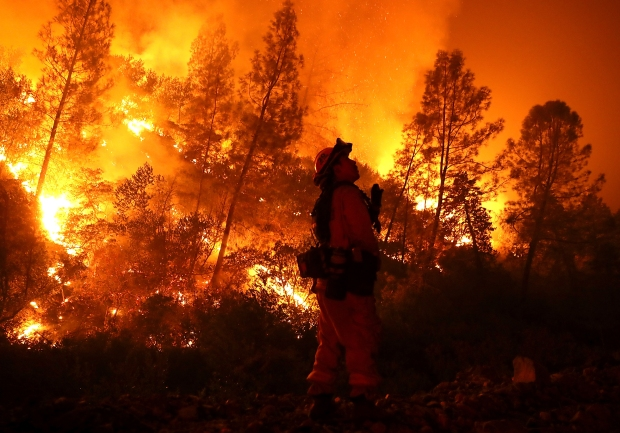 PHOTOS: California's Largest Wildfire on Record