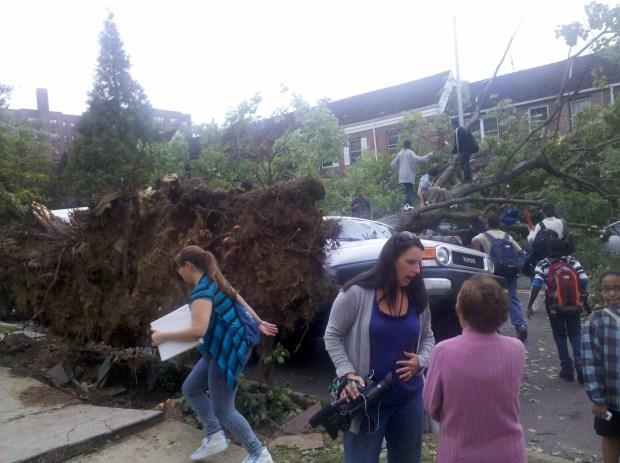 PHOTOS: Tornadoes Batter the Region