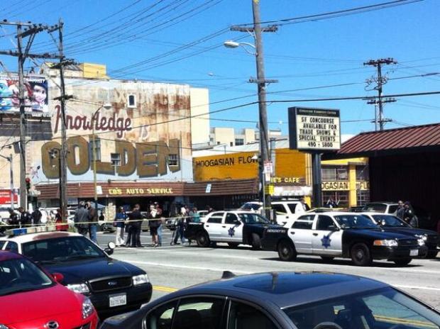 San Francisco Jewelry Mart Shooting