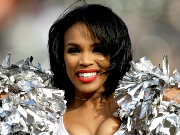 [NATL] NFL Cheerleaders: Super Bowl Edition