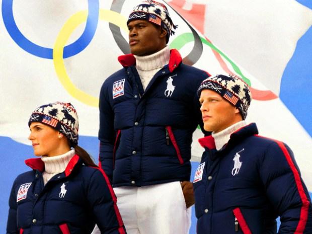 [NATL] Ralph Lauren Unveils Team USA's Opening Ceremony Look