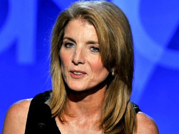 Caroline Kennedy Through the Years