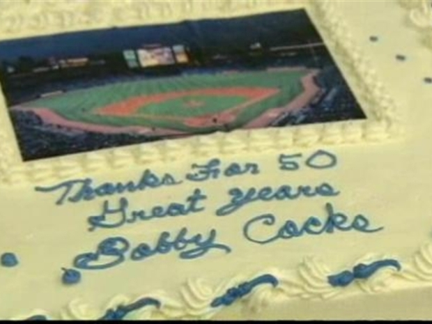 [DC] Bobby Cox's Birthday Surprise