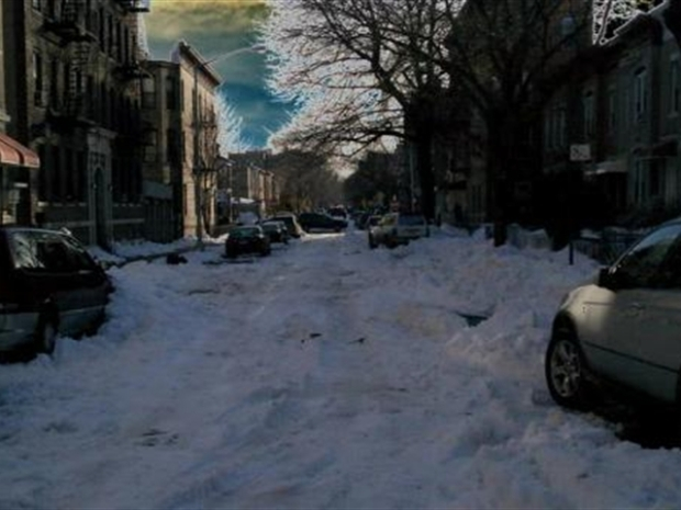 [NY] Residents Continue to Wait for Streets to be Plowed.