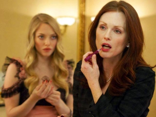 "[NBCAH] Amanda Seyfried and Julianne Moore on Getting Intimate in ""Chloe"""
