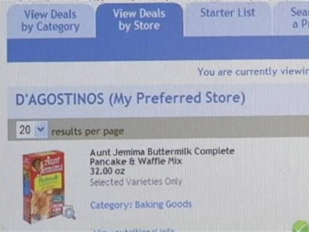 [NY] New Website Searches for Coupons at Your Local Supermarket