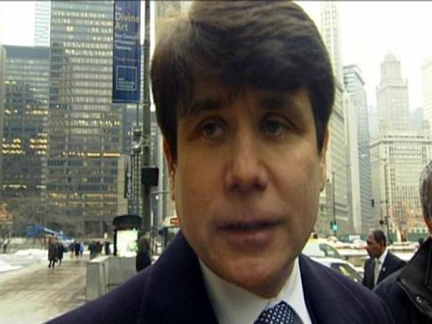 [CHI] Blagojevich Talks About Trib Editorial Board