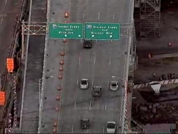 [NY] Whoops on the Willis Avenue Bridge