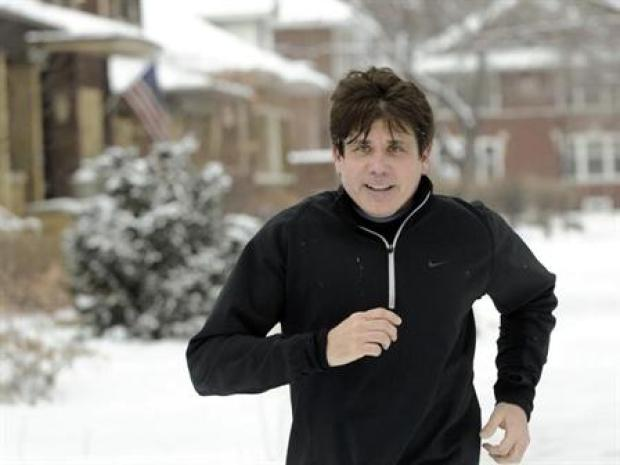 [CHI] Blago Jogs as He Gets Impeached