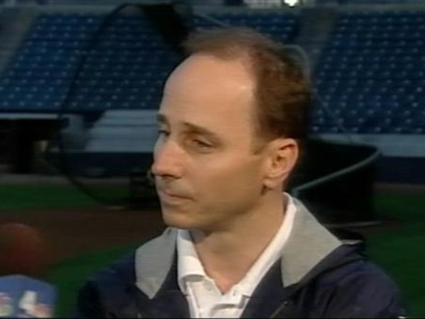 [NY] Brian Cashman Talks the Yanks Upcoming Season