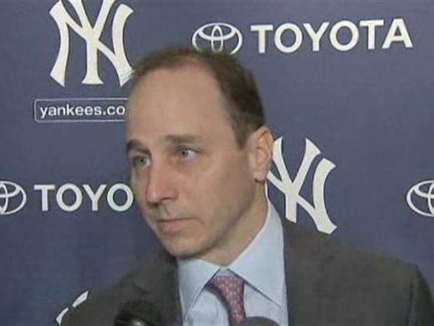 [NY] Cashman Gives Yankees Update