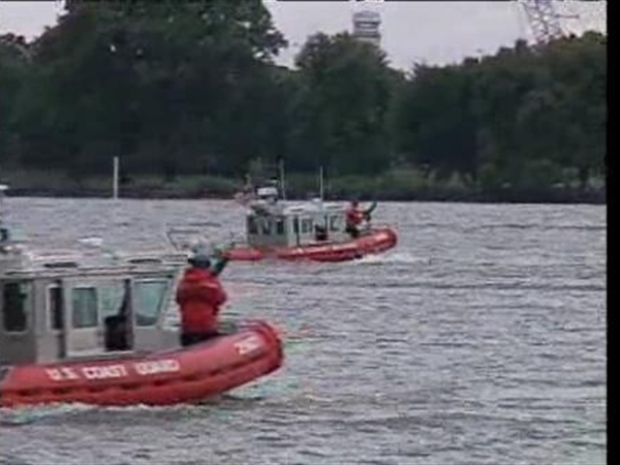 [DC] Coast GuardTraining Scare