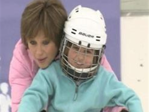 [NY] Skater Dorothy Hamill Takes on New Role