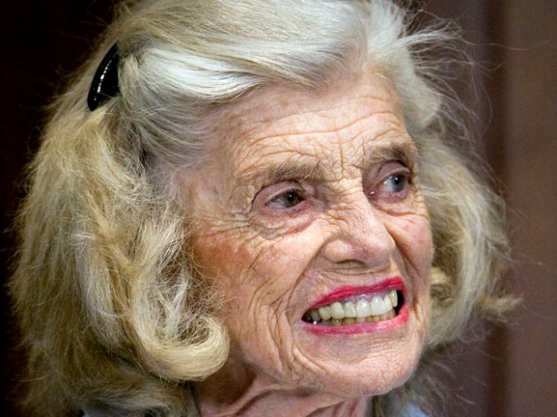 [NATL]Eunice Kennedy Shriver Life in Photos
