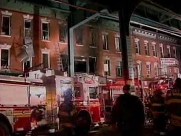 [NY] Brooklyn Blaze Claims Five Lives