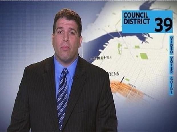 [NY] George Smith- City Council # 39