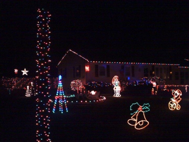 Your Photos: The Best Holiday Lights