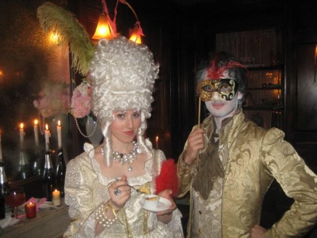 [NTSD] NitePics: Inside the Marie Antoinette Supper Club Soiree