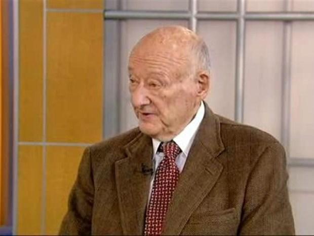 """[NY] Former Mayor Ed Koch calls Mayor Giuliani a """"good mayor""""--and a bad person."""