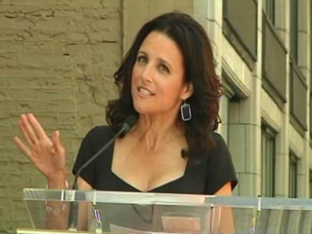 [LA] Acceptance Speech: Julia Louis-Dreyfus