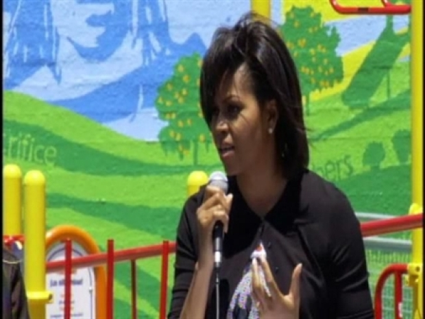 [BAY] Michelle Obama Speaks Out on Fitness