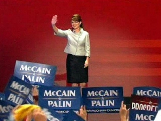 [NEWSC] Sarah Palin Addresses RNC