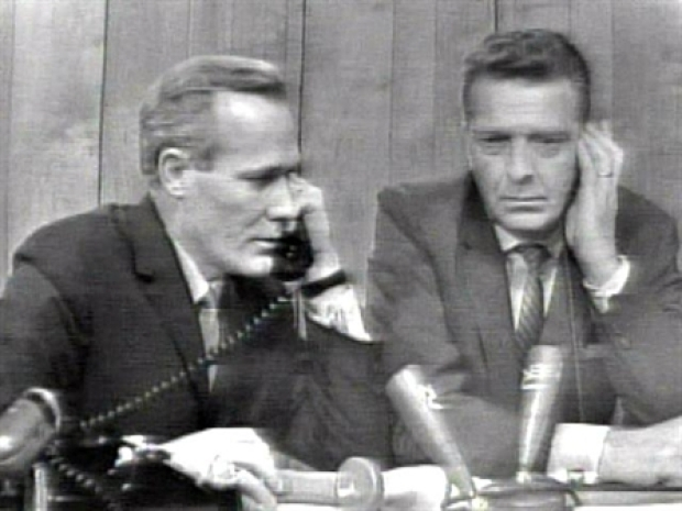 [NATL-NEWSC] NBC's Coverage of JFK's Assassination