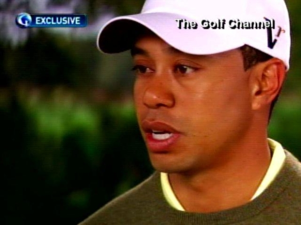 [NEWSC] Tiger Woods Interview