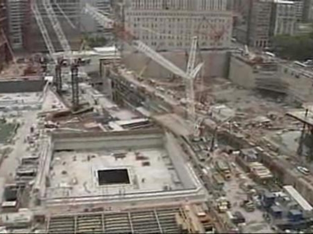 [NY] Room with a View of Ground Zero