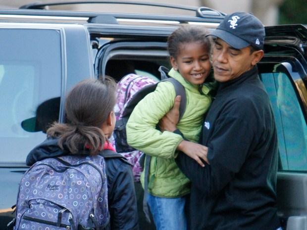 Obama Kids Will Attend Sidwell Friends School