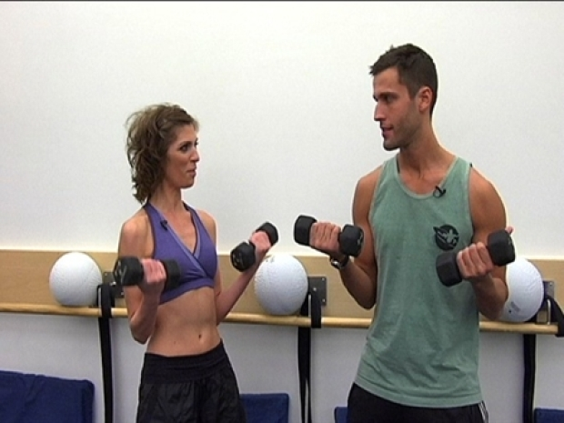 [LXTVN] Get a Full-Body Workout at Physique 57