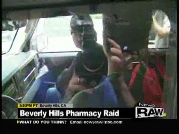 [LA] MJ Investigation: Beverly Hills Pharmacy Raided