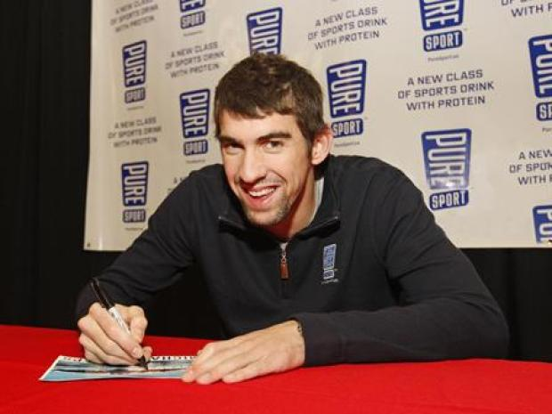 [CHI] One-on-One with Michael Phelps