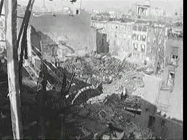 [NY] The 1960 Plane Crash Over Brooklyn